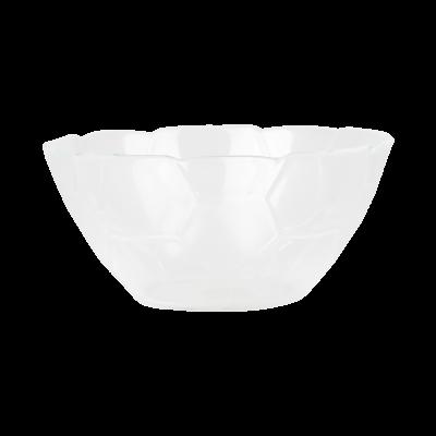 Salaterka szklana piłka 17 cm