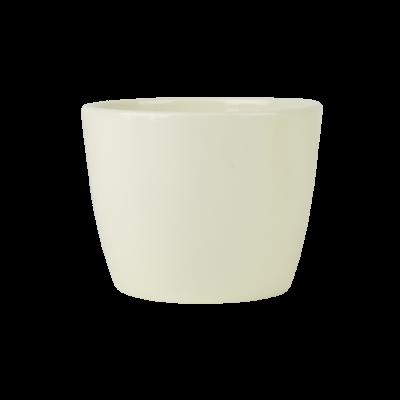 Osłonka ceramiczna kremowa 12 cm