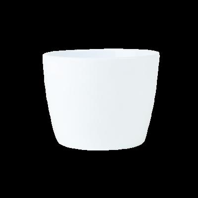 Osłonka ceramiczna biała 12 cm