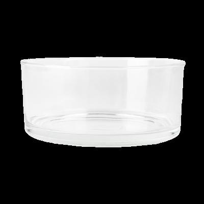 Salaterka szklana prosta EDWANEX 20 cm