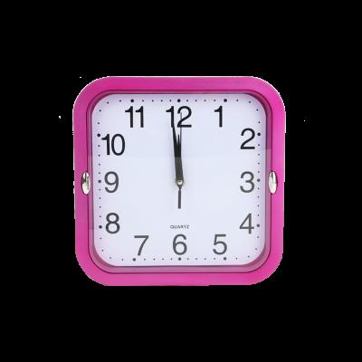 Zegar ścienny kwadratowy 26x26 cm