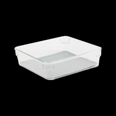 Pojemnik do lodówki Bergen 16,2x16,2x4,8 cm