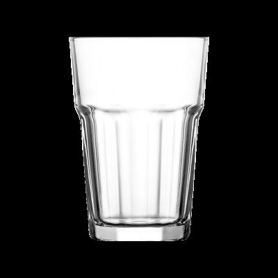 Komplet 6 szklanek wysokich LAV Aras 365 ml