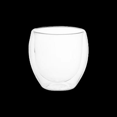 Kpl. 6 szklanek termicznych bez ucha TOPFANN 250ml