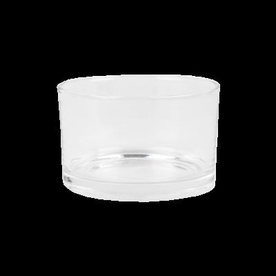 Salaterka szklana prosta EDWANEX 11 cm