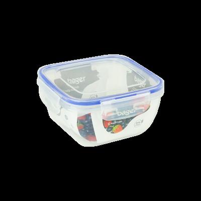 Pojemnik z przykrywką cook&lock 0,9l