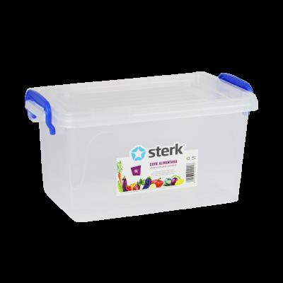 Pojemnik z przykrywką smart box 6l