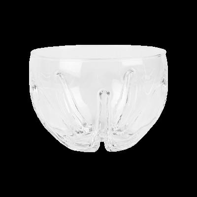 Salaterka szklana Edwanex Mandarynka 17 cm