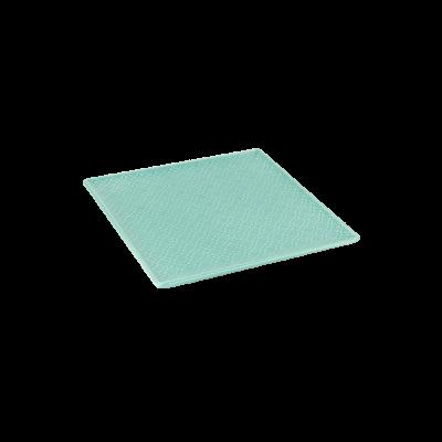 Talerz kwadratowy LUBIANA Marrakesz morski 20,5x20,5 cm