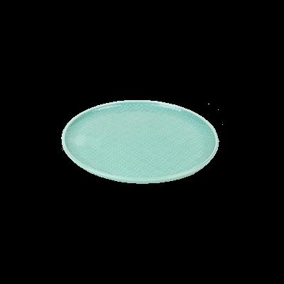 Talerz okrągły LUBIANA Marrakesz morski 20 cm