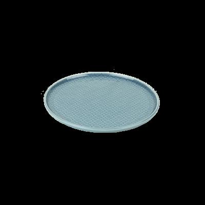 Talerz okrągły LUBIANA Marrakesz niebieski 20 cm
