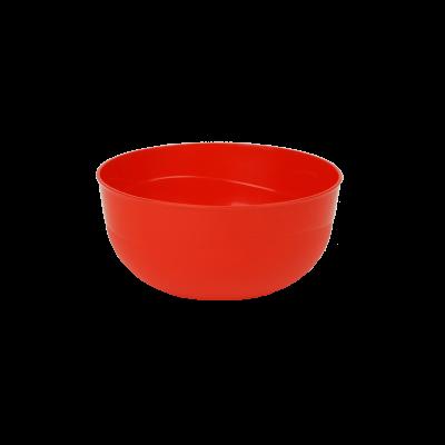 Miseczka plastikowa czerwona 0,7 l