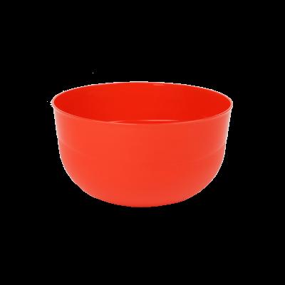Miseczka plastikowa czerwona 1,2 l