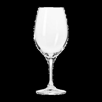 Komplet 6 kieliszków do czerwonego wina KROSNO Elite 450 ml