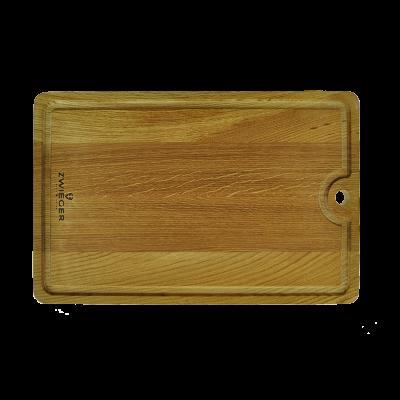 Deska dębowa prostokątna ZWIEGER 40 cm