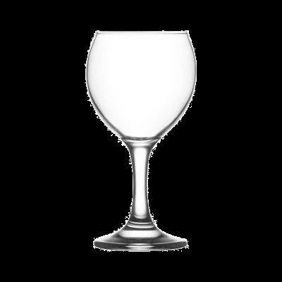 Komplet 6 kieliszków do czerwonego wina LAV Misket 210 ml
