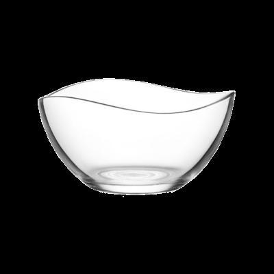 Komplet 2 szklanych salaterek LAV Vira 17 cm
