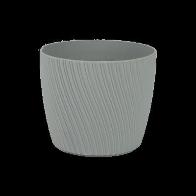 Osłonka plastikowa Mika platyna 19 cm