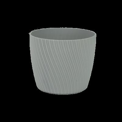 Osłonka plastikowa Mika platyna 17 cm