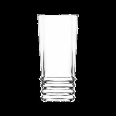 Komplet 6 szklanek do napojów LAV Elegan 335 ml