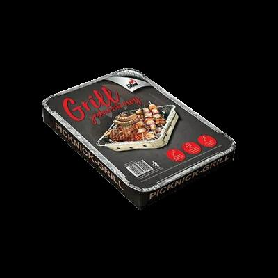 Zestaw piknikowy - grill jednorazowy 500 g