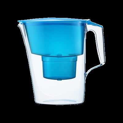 Dzbanek filtrujący AQUAPHOR Time + 3 wkłady niebieski 2,5l