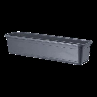 Skrzynka balkonowa VENUS antracyt 50 cm