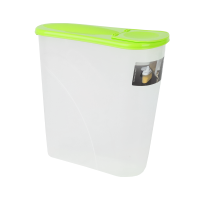 Pojemnik na płatki/żywność Zielony 3,5L