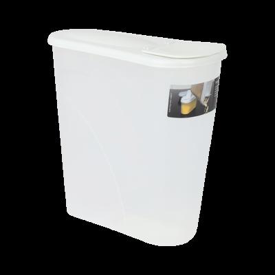 Pojemnik na płatki/żywność Biały 3,5L