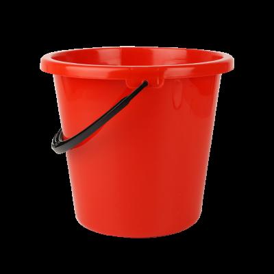 Wiadro czerwone 12L