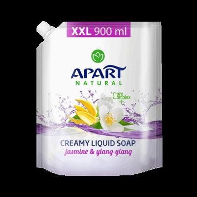 Mydło w płynie APART jaśmin i ylang-ylang zapas 900 ml