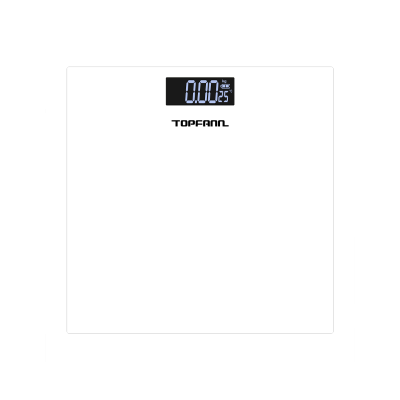 Waga łazienkowa elektroniczna TOPFANN SS-2012 biała