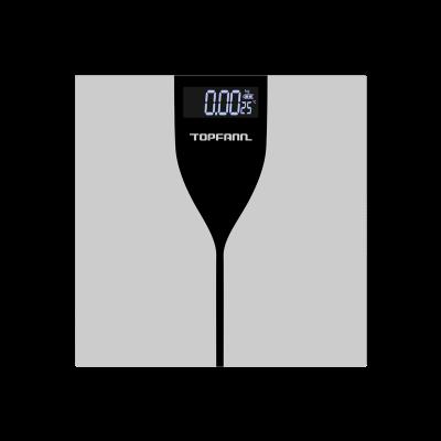 Waga łazienkowa elektroniczna TOPFANN SS-2012 szara
