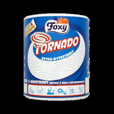 Ręcznik papierowy FOXY Tornado
