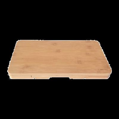 Deska do serów z zestawem noży 40x19,5x3,2cm