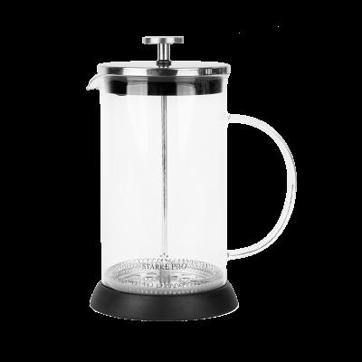 Zaparzacz tłokowy do kawy i herbaty 1l