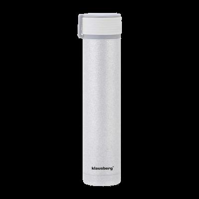 Butelka termiczna szara 250 ml