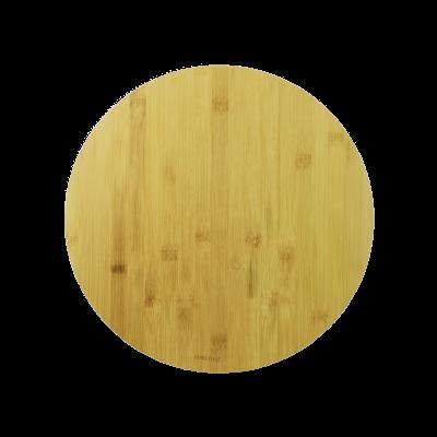 Deska bambusowa obrotowa 35x35x2,8 cm