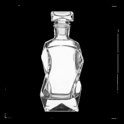 Karafka szklana łamana EDWANEX 0,75l