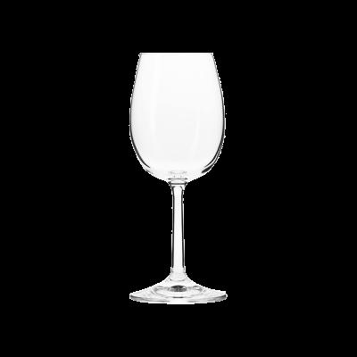 Komplet 6 kieliszków do wina czerwonego BERETTI KROSNO 350ml