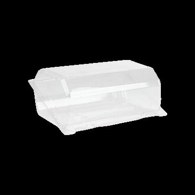 Jednorazowy pojemnik na ciasto 21x12x8 cm
