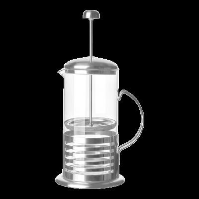Zaparzacz tłokowy do kawy i herbaty Arabica 1l