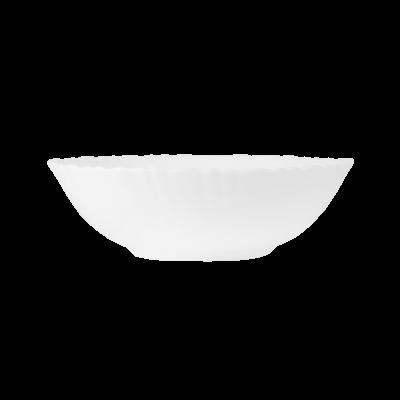 Salaterka Carbo biała 18 cm