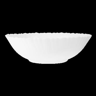 Salaterka Carbo biała 23 cm