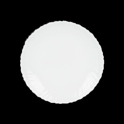 Komplet talerzy Carbo opal 18-elementowy