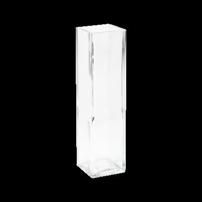 Wazon szklany prostokątny 21x5x5cm