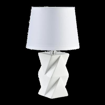 Lampka Luna Triangle white