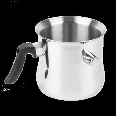 Garnek na mleko z gwizdkiem TOPFANN 1,5l
