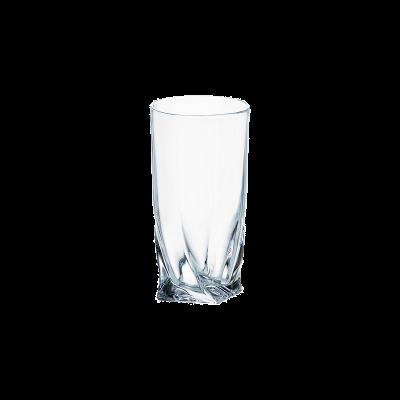 Komplet 6 kieliszków do likieru BOHEMIA Quadro 50 ml