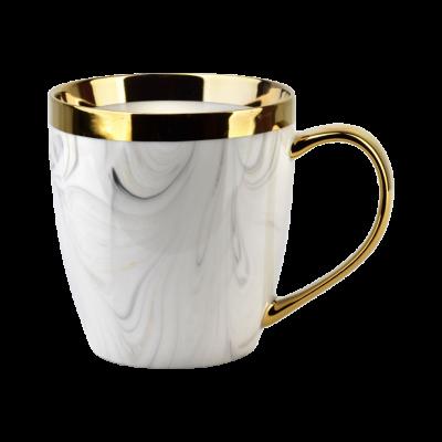 Kubek porcelanowy Georgia Gold 480 ml